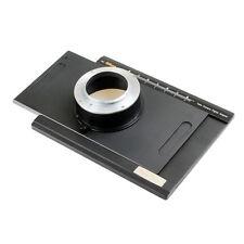 """Nikon Back DSLR Digital  Adapter For 4x5"""" Large Format Camera D7000 DF D7000 D4"""