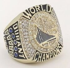 2017 Golden State Warriors Championship Ring * DURANT * Size 8 **US Seller**