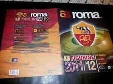 Album figurine calciatori Erredi 2011/12-11/12 completo+14 card adrenalyn PANINI
