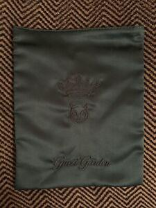 Silk Gucci Garden Green Dust Bag 100% Authentic