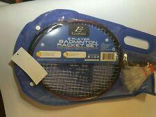 EastPoint Sports 2-Player Badminton Racquet Set Brand New