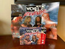 ORIGINAL EMPTY BOX ONLY Vintage WCW Vs NWO Revenge Nintendo 64  N64 Poster