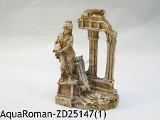 Beautiful Resin Roman Ruin Decoration/Ornament For Aquarium  (SHIP FROM USA)