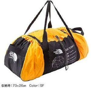 THE NORTH FACE Geodome 4 Tent Saffron Yellow from Japan Limited NV21800