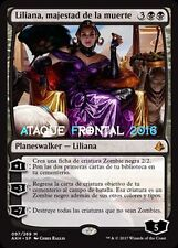MTG Liliana, Majesty of the Death - Death Completo Majesty - Amonkhet Spanish NM
