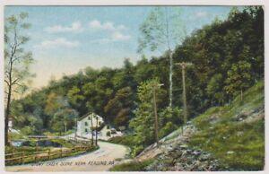 card - Stony Creek Scene, near Reading, Pa (A167)