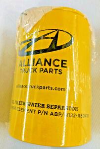 Alliance N122-R50418 Fuel Filter Water Separator ELEMENT FREIGHTLINER STERLING