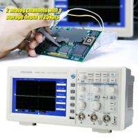 UNI-T UTD2052CL 7inch TFT LCD Digital Storage Oscilloscope 2 Channel 25/50MHz GB