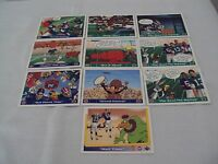Lot of 10 1992 Upper Deck Looney Tunes Bugs Bunny Trading Cards