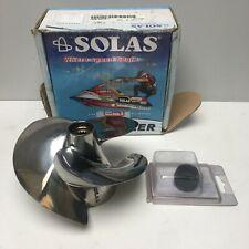 HELICE  ( IMPELLER ) SOLAS INOX KG-DF-14/26 KAWASAKI 1200 STX-R 02-06