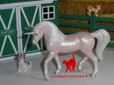 BREYER STABLEMATE 2018 HORSE CRAZY UNICORN SURPRISE BAG - PINK WALKING ARABIAN