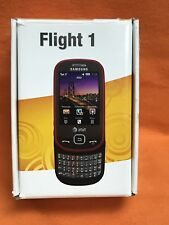 *USED* UNLOCKED SAMSUNG SGH-A797 FLIGHT CELL PHONE BLUETOOTH RED