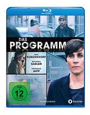 % Blu-ray * DAS PROGRAMM | NINA KUNZENDORF , BENJAMIN SADLER # NEU OVP