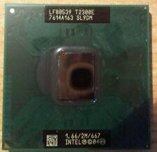 Processore Intel Core 2 Duo Mobile LF80539 T2300E SL9DM 1.66GHz/2M/667