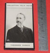 PHOTO IMAGE FELIX POTIN 1er ALBUM 1885 THEODORE DUBOIS COMPOSITEUR MUSIQUE
