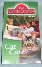The Gentle Doctor, Cat Care, New Sealed!