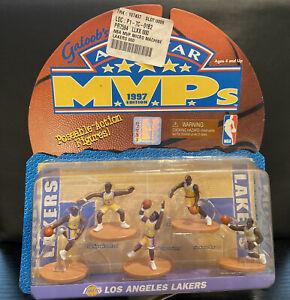 Galoob's Al-Star MVP 1997 Ed. LA LAKERS 5 Poseable Action Figures Kobe Bryant