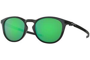 Oakley PITCHMAN R Sunglasses OO9439-0350 Black Ink Frame W/ PRIZM Jade Lens