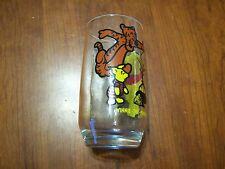 Sears Winnie-The-Pooh and friends drinking glass