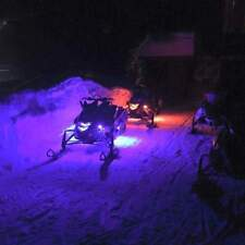 12pc LED Neon UnderGlow Lights Pod Kit Ski-Doo T3 Summit X163 and 174 Snowmobile
