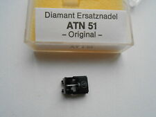 Original Diamant Plattenspieler Nadel Audio-Technica ATN 51 NEU OVP