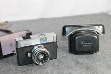 Vintage Kodak Retina S1 35mm Camera And Case w/ 45mm 2.8 lens