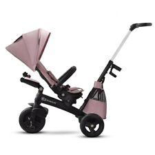 Kinderkraft ultralekki rowerek trójkołowy Easytwist - mauvelous pink