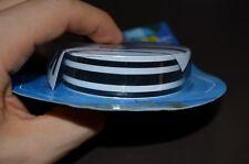 Stripes tripla striscia adesivo nastro nero tuning moto auto caravan camper
