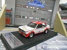 FIAT 131 Abarth Rallye 1000 Lakes 1977 #6 Mäkinen Upo Colt La Scala Trofeu 1:43