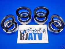 Yamaha Grizzly 350 YFM350FGW 4WD 2007-2012 Front Wheel Bearings & Seals