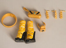Monster High Cleo De Nile Doll First Wave 1 Phone Shoes Earrings Belt Purse LOT