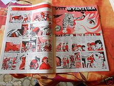 RIVISTA FUMETTO  VITT  NR 26  1969  INSERTO   VITT    FRANCO  BATTIATO
