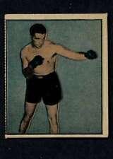 1951 Berk Ross # 2-12 Joe Maxim EX/EX+ A1058