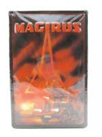 Blechschild Feuerwehr Magirus Metall Schild 30 cm,Nostalgie Metal Shield