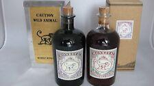 Gin Monkey 47 in der Holzkiste & Sloe Gin 29%Vol.