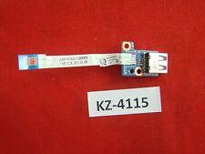 HP Pavilion G6-1000sg USB Board Platine + Kabel Cable 4FAX1UB0000