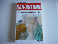 LES NOUVELLES AVENTURES DE SAN - ANTONIO / SAN-ANTONIO S'ENVOIE EN L'AIR