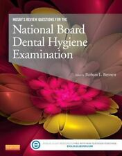 Mosby's Review Questions for the National Board Dental Hygiene Examination by...