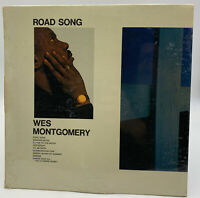 Wes Montgomery Road Song LP Gatefold Vintage New NOS Sealed A&M Record Album