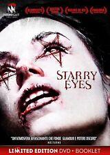 STARRY EYES  EDIZIONE LIMITATA+BOOKLET   DVD HORROR