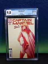 Captain Marvel #8 CGC 9.8 2nd Print Variant 1st App appearance of STAR