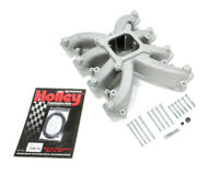 HOLLEY Intake Manifold Single Plane - Carb GM LS3/L92 P/N - 300-131