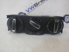 Volkswagen Polo 6C 2014-2017 Heater Controls Switches Panel 6C0820045G