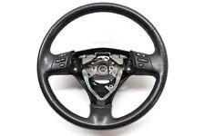 2006 LEXUS RX400H STEERING WHEEL BLACK LEATHER OEM 04 05 06 07 08 09