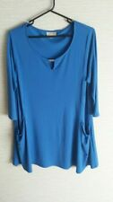 Autograph 3/4 Sleeve Hand-wash Only Solid Tops & Blouses for Women