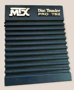 MTX Blue Thunder Pro 752 VFET N Channel Old School Amplifier USA Made