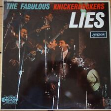 HAH 8294 The Fabulous Knickerbockers Lies