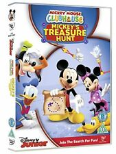 Mickey Mouse Clubhouse - Mickey s Treasure Hunt [DVD]