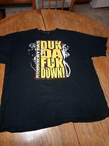Psychopathic Rydas Duk Da Fuk Down T-Shirt Size XL