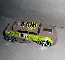 Majorette Toy Green Character Car Macchinina Modellino MARVEL AVENGERS THE HULK